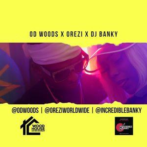 OD Woods ft. Orezi & DJ Banky – Vibe (Remix) Artwork