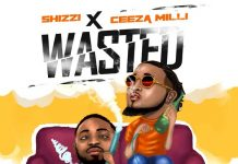 Shizzi ft. Ceeza Milli – Wasted Artwork