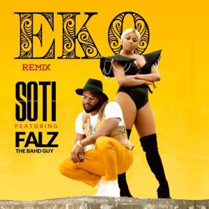 Soti ft. Falz – Eko Artwork