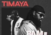 Timaya ft. Olamide - Bam Bam Artwork