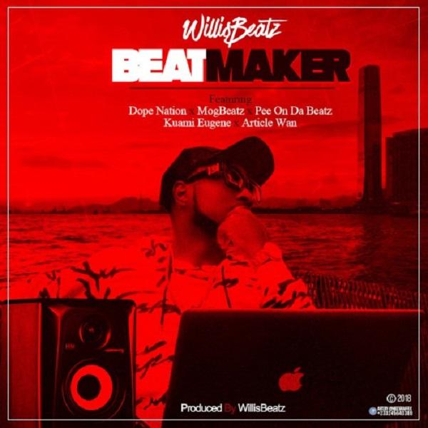WillisBeatz ft. Kuami Eugene, MOG Beatz, Dope Nation, Pee On Da Beatz & Article Wan – Beatmaker Artwork
