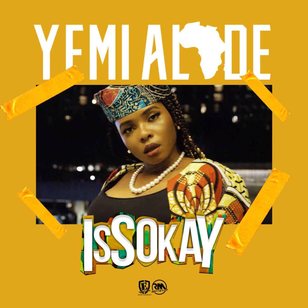 Yemi Alade – Issokay Artwork