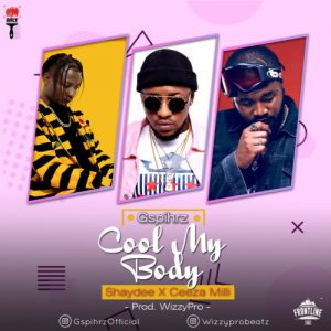 Gspihrz ft. Ceeza Milli & Shaydee – Cool My Body Artwork