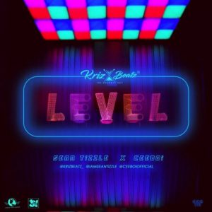 Krizbeatz ft. Sean Tizzle & Ceeboi – Level Artwork