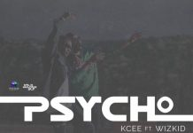 Kcee ft. Wizkid - Psycho Artwork