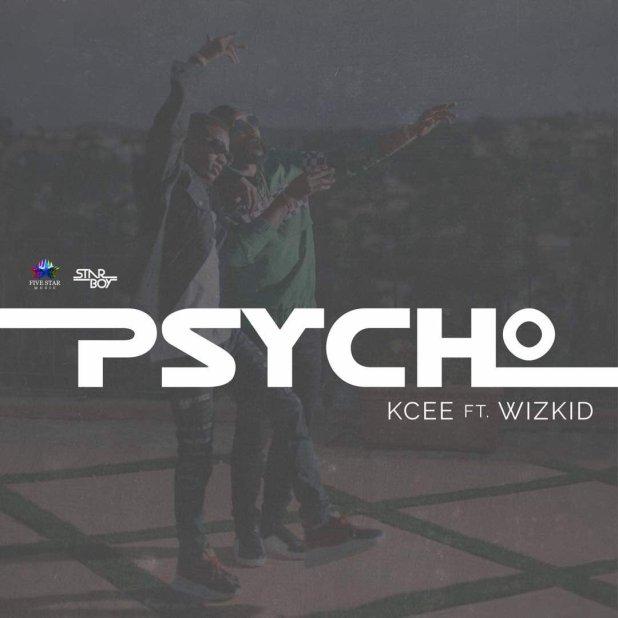 Kcee ft. Wizkid - Psycho Artwork