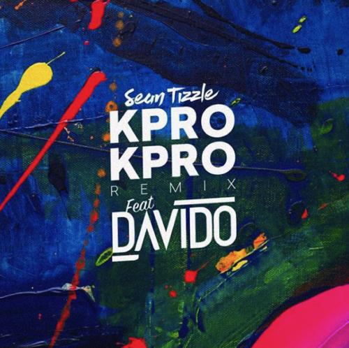 Sean Tizzle ft. Davido – Kpro Kpro (Remix) Artwork