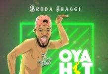 Broda Shaggi – Oya Hit Me Artwork