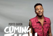 Popito – Coming Thru Artwork