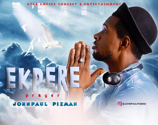 Pizman - Ekpere (Prayer) Artwork