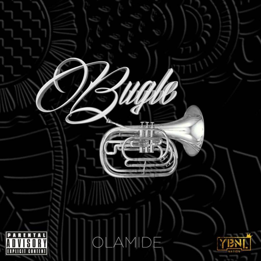Olamide - Bugle Artwork