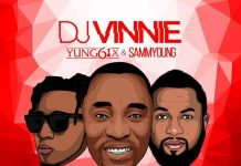 DJ Vinnie ft. Yung6ix & Sammyoung – Love U Long Time Artwork