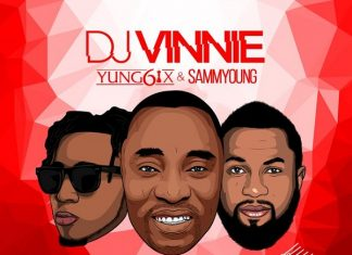 DJ Vinnie ft. Yung6ix & Sammyoung – Love U Long Time Artwork
