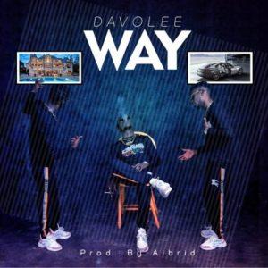 Davolee - Way (Prod. Aibrid) Artwork