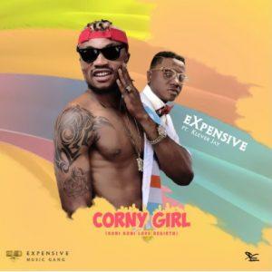Expensive ft. Klever Jay – Corny Girl Artwork