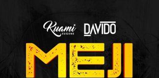Kuami Eugene ft. Davido – Meji Meji Artwork
