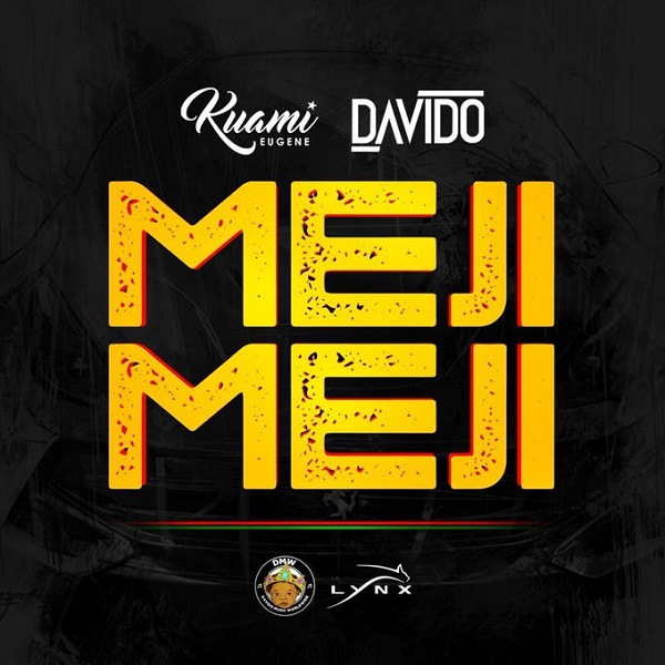 Kuami Eugene ft. Davido – Meji Meji Artwork