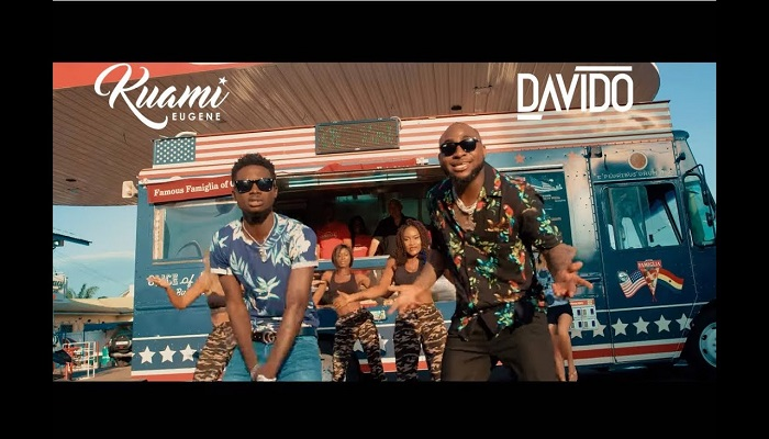 [Video] Kuami Eugene ft. Davido – Meji Meji