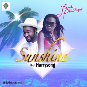 Lami Phillips ft. Harrysong – Sunshine Artwork