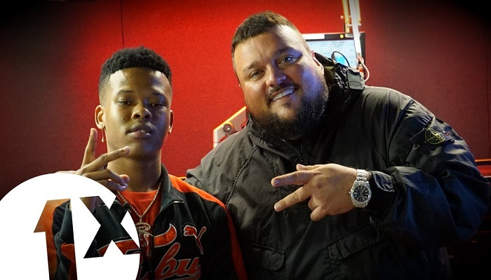 Nasty C – Fire In The Booth (Freestyle) Artwork