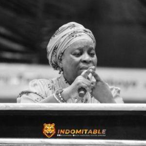 Pastor Foluke Adeboye