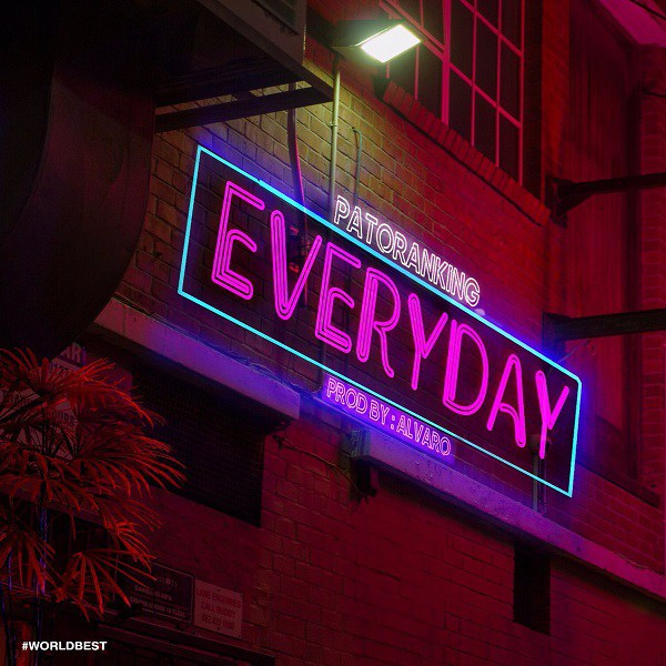 Patoranking – Everyday