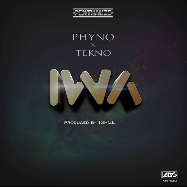 Phyno ft. Tekno – Iwa Artwork