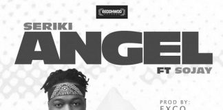 Seriki ft. Sojay – Angel Artwork