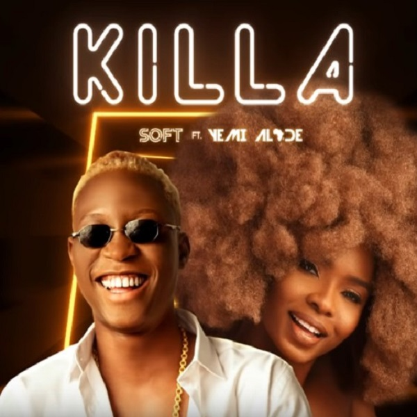 Soft ft. Yemi Alade – Killa Artwork