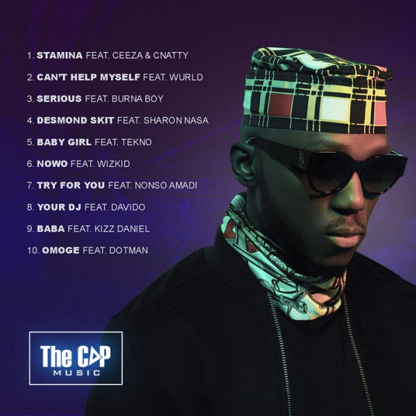 DJ Spinall - Iyanu Back Cover