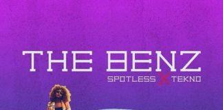 Spotless ft. Tekno – The Benz Artwork