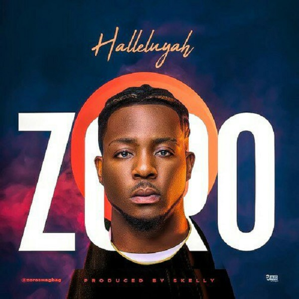 Zoro – Halleluyah (Prod. Skelly) Artwork