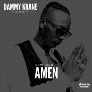 Dammy Krane – Amen (Prod. by Dicey) Artwork