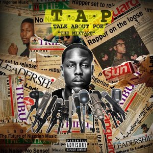 LadiPoe - T.A.P (Talk About Poe) Album
