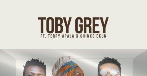 Toby Grey ft. Terry Apala & Chinko Ekun – Show Glass (Remix) Artwork