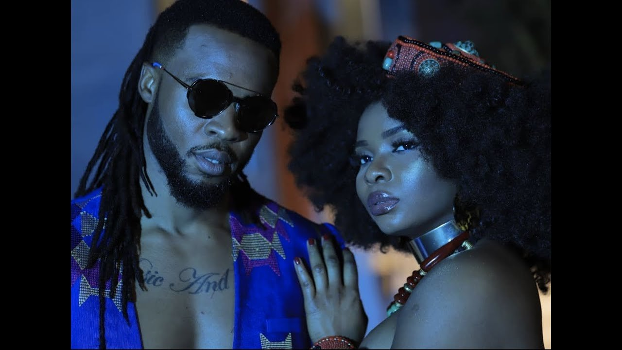 [Video] Flavour ft. Yemi Alade – Crazy Love