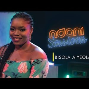 [Video] Bisola Performs 'Heartbroken' Live on Ndani Sessions