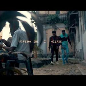 [Video] Fireboy DML & Oxlade – Sing