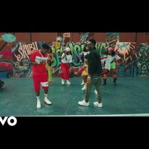 [Video] Skiibii ft. Reekado Banks – Sensima (Gbefun)