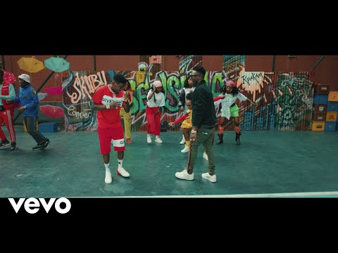 [Video] Skiibii ft. Reekado Banks – Sensima (Gbefun)