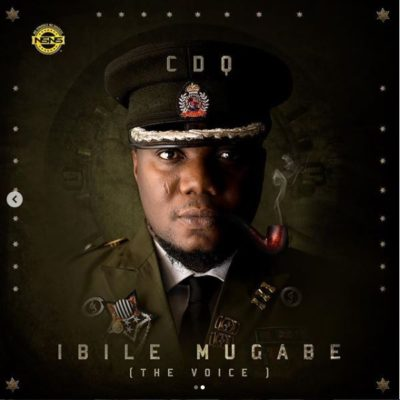 "CDQ – ""Ibile Mugabe"" (The Voice) Track-List + Artwork"