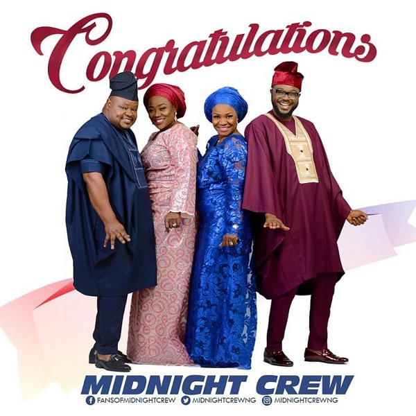 Midnight Crew – Congratulations