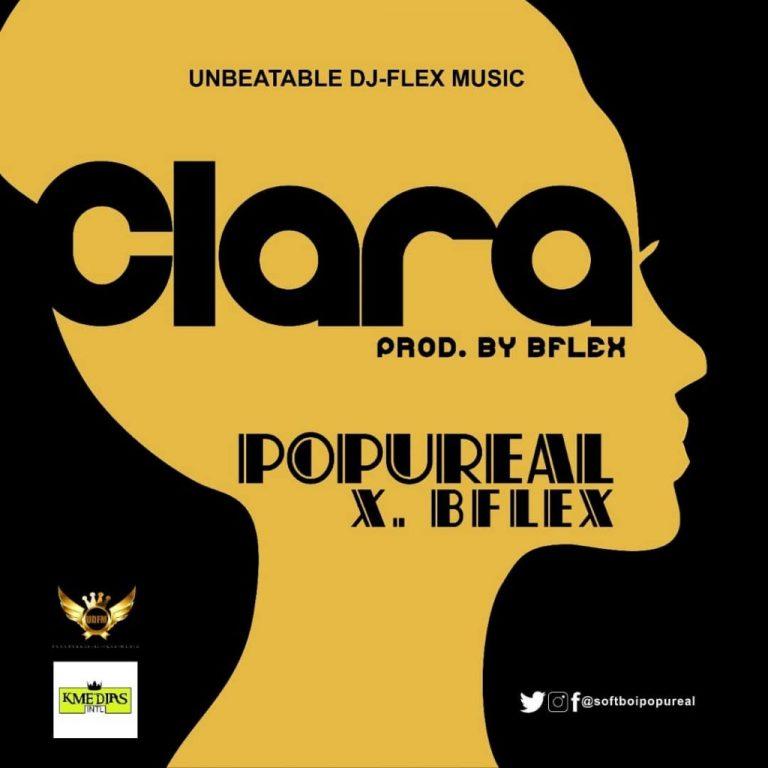 Popureal ft. Bflex – Clara