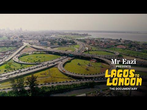 [Video] Mr Eazi – Lagos To London (Documentary)