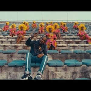 [Video] Popcaan ft. Davido – Dun Rich