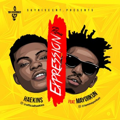 Haekins ft Mayorkun – Expression (Remix)