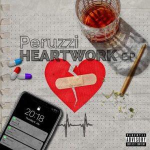 HeartWork EP Artwork