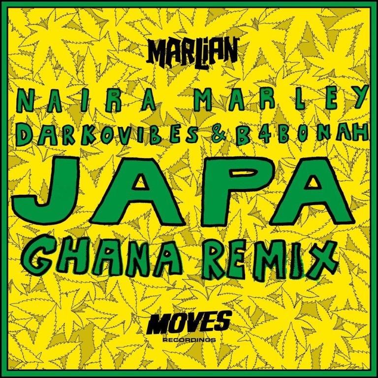 Naira Marley ft. Darkovibes & B4Bonah – Japa (Remix)