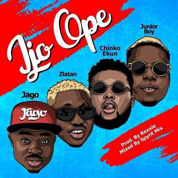 Rahman Jago ft. Zlatan, Junior Boy & Chinko Ekun – Ijo Ope
