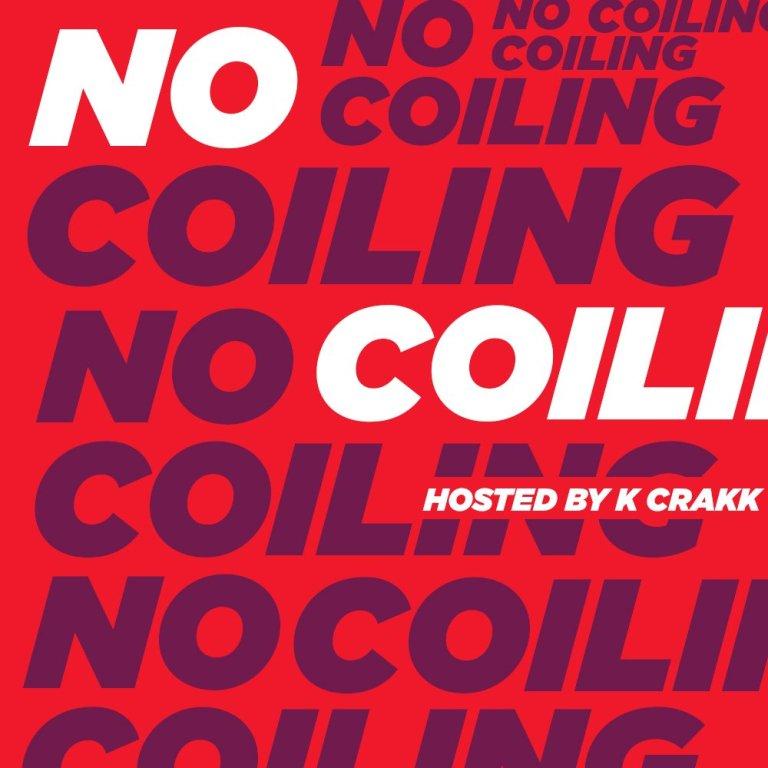 [Mixtape] DJ K Crakk – No Coiling Mixtape